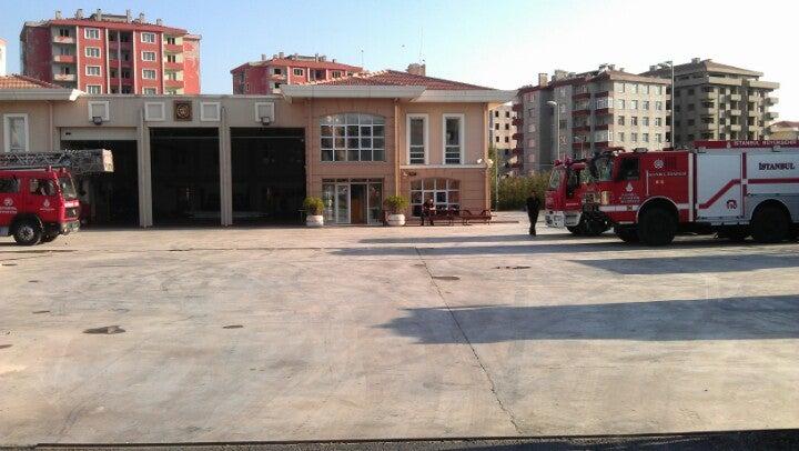 Mimarsinan İtfaiye İstasyonu