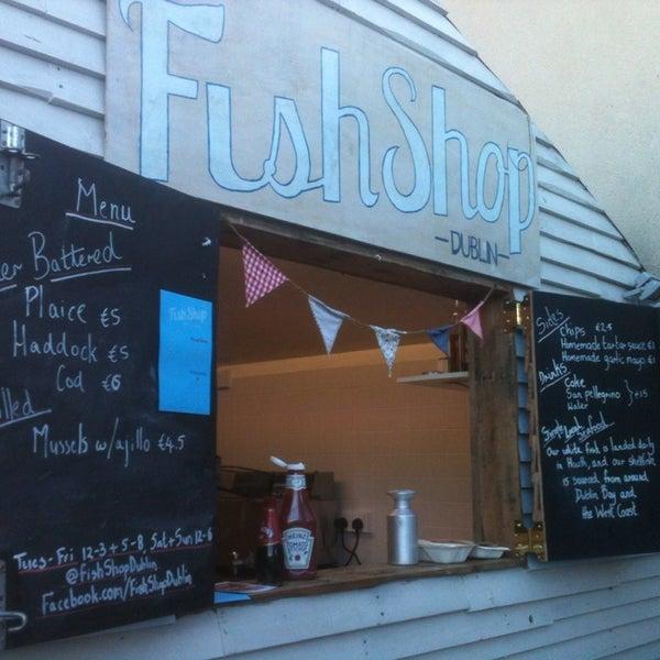 Smithfield Fish Dublin Shop