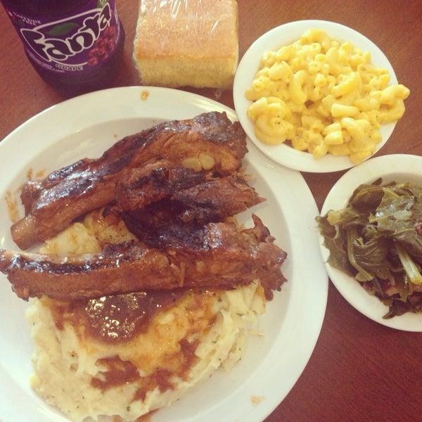 Best Soul Food Houston