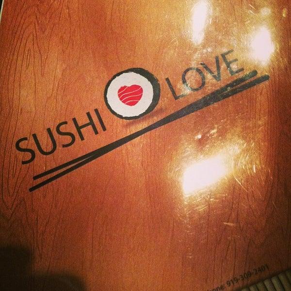 Sushi Love Durham