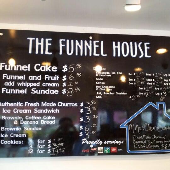 Funnel House Long Beach Ca
