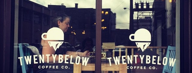 20BelowCoffee is one of The Coziest Spot in Every State.