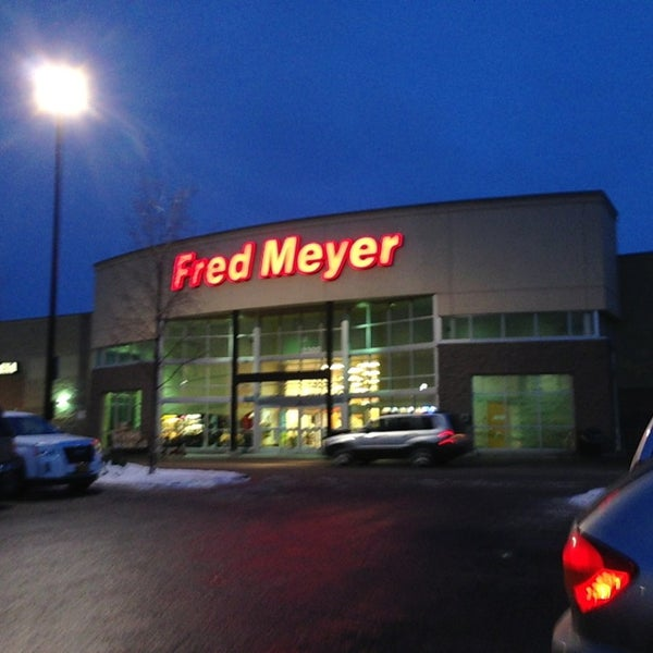 Fred Meyer Anchorage Northern Lights