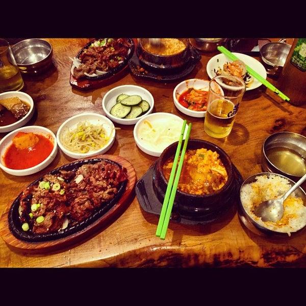 Good Places Eat Dtla