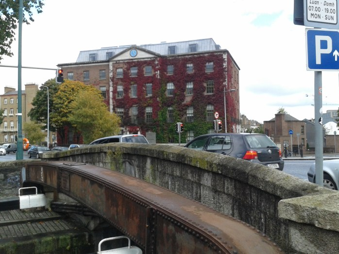 Dům u kanálu, Leeson Street Upper