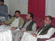 MNA NA 09 disscusing the issues of the illegal occupied schools