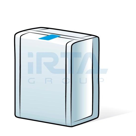 Square packet 4 welds – Adhesive Closure