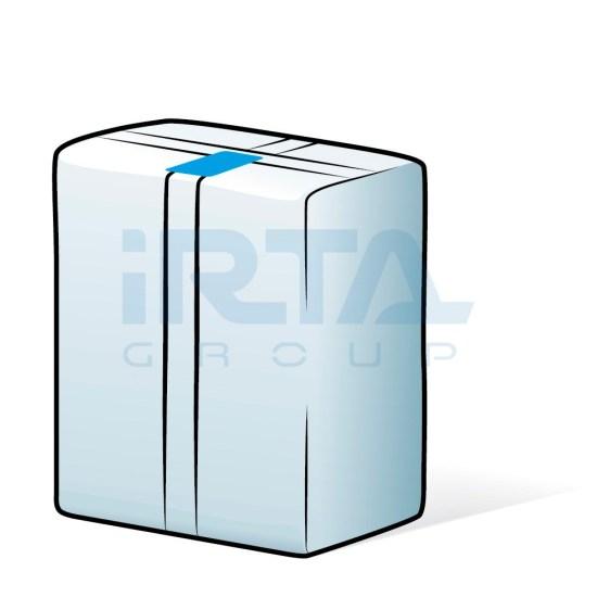 Square packet – Adhesive Closure