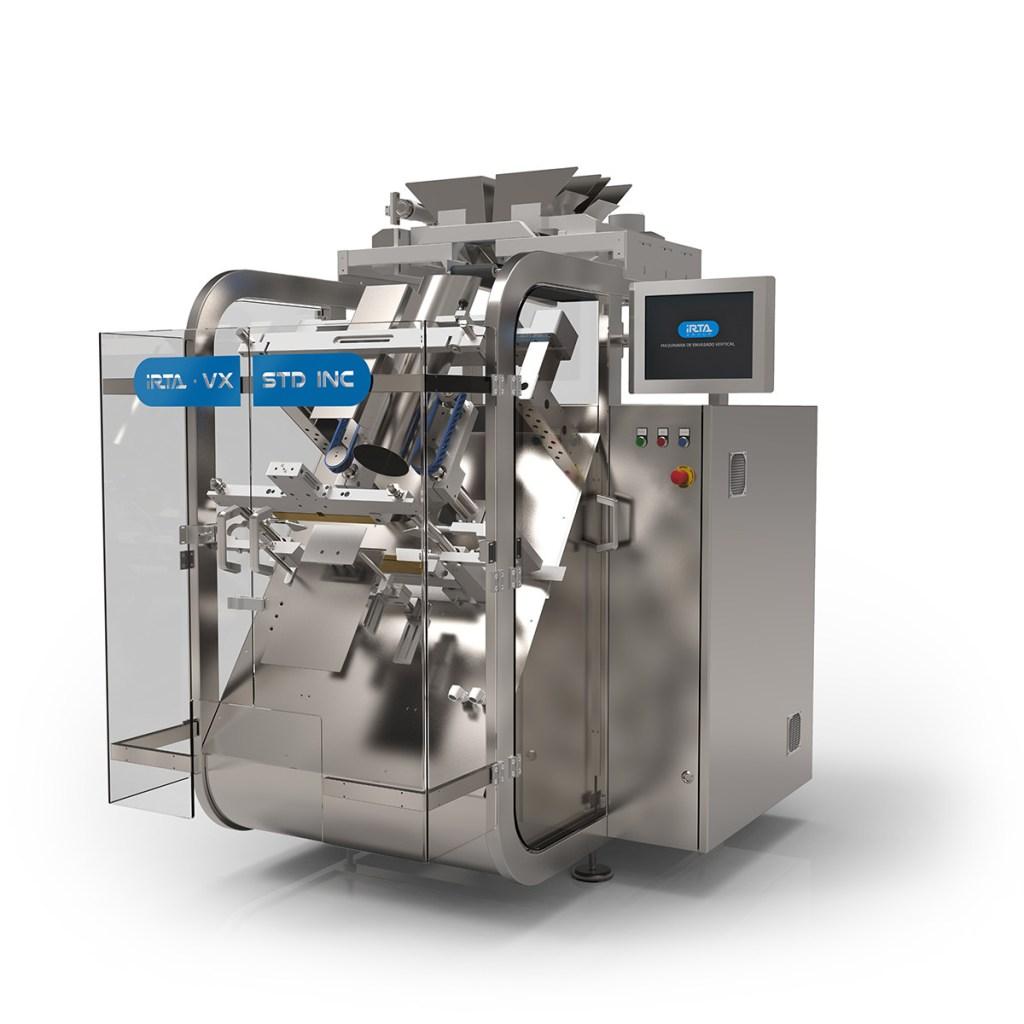 Máquina envasadora multiformato Irta VX STD INC