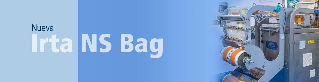 nueva Irta NS Bag para productos de la huerta