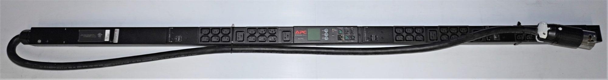 apc ap8868 rack pdu 2g metered zerou 10 0kw 208v 36 c13 6 c19