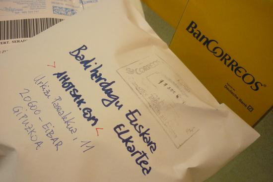 Badihardugu Euskara Elkartea. Ahotsak.com 2009-2010 ikasturteko uzta. Mungia BHI