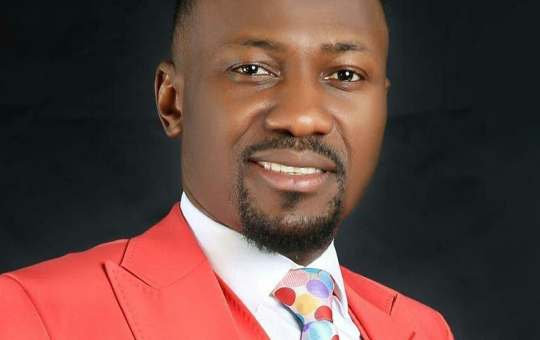 If You Are Angry I Bought 3 Jets You Will Die - Apostle Suleman