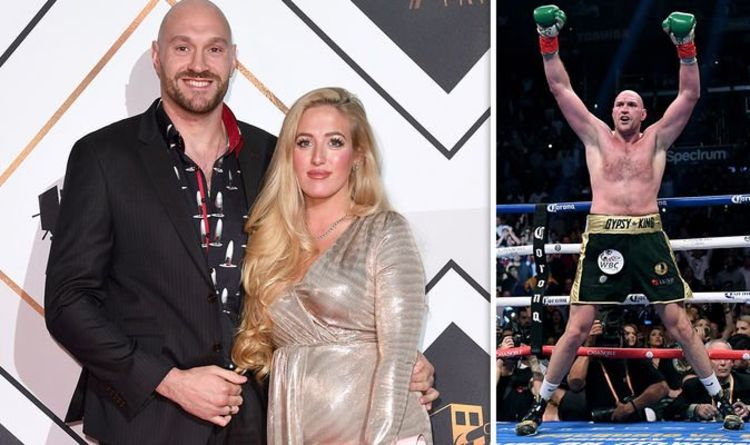 My Wife Is Pregnant With Our Sixth Child - Tyson Fury