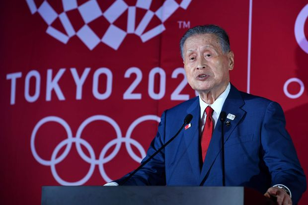Tokyo Olympics Chief To Resign For Sexist Comments