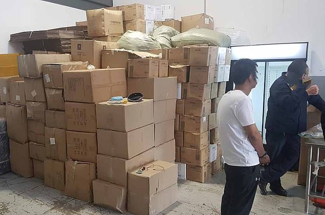 Fake COVID-19 Vaccines Seized In South Africa And China