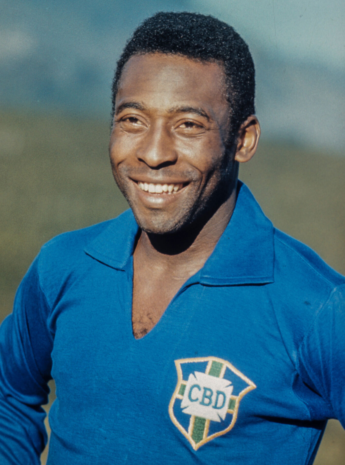 Pele Receives First Dose Of COVID-19 Vaccine
