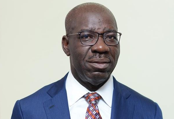 Obaseki Has Said He'll Be Vaccinated First To Boost Confidence Of Citizens
