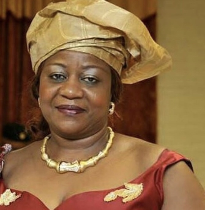 Nigerians Wailing Will Not Stop Buhari From Going On Medical Trips-Lauretta Onochie