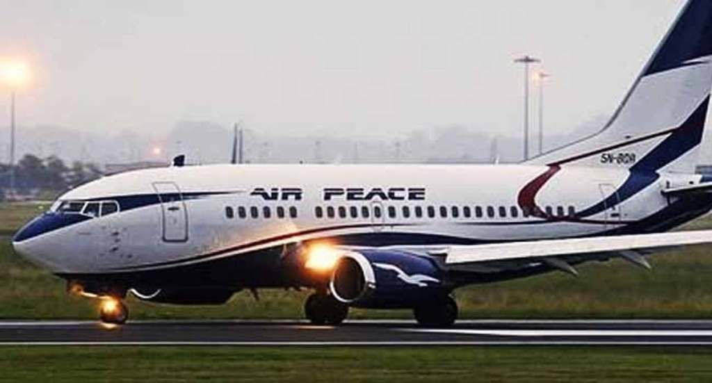 Air Peace To Commence Abuja - Gombe Flights, Targets Yola