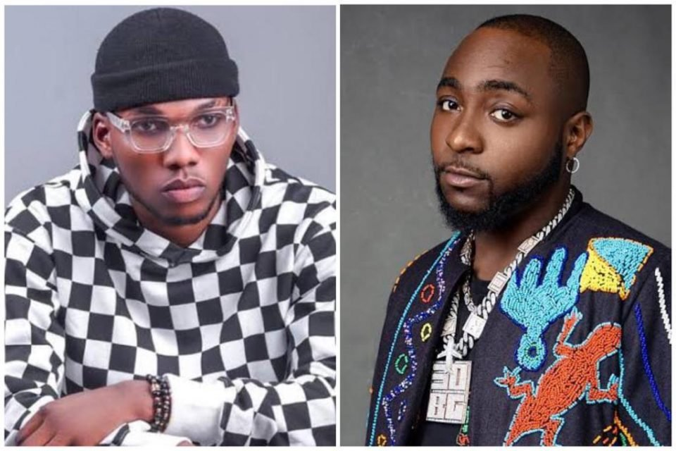 I Didn't Write Jowo For Davido - Victor AD Reacts To Song Theft Claim