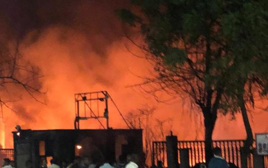 Death Toll Of OPIC Plaza Explosion Rises To Five
