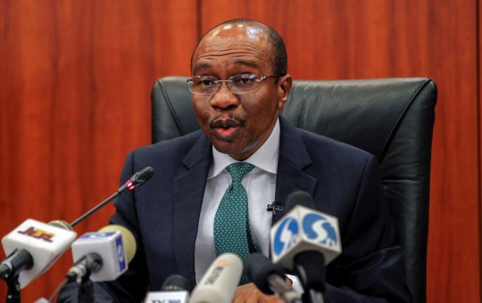 Emefiele Confirms Plan To Unveil Digital Currency In October, Says It's A Noble Idea