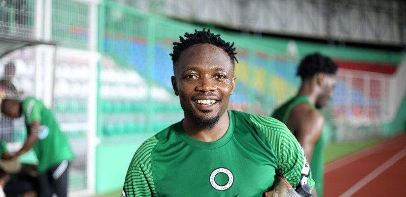 Super Eagles Captain Gives Teammates N5million Out Of N10million Given To Him By NFF