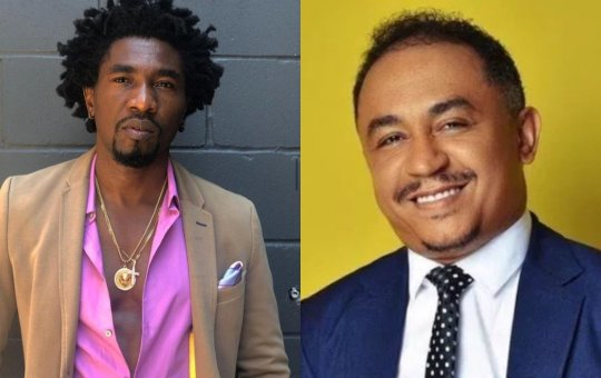 Daddy Freeze Slams Boma For Being A Snitch, Advises Him