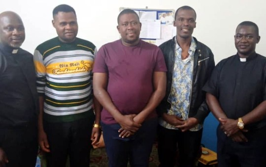 Seminarians Abducted In Kaduna State Regains Freedom