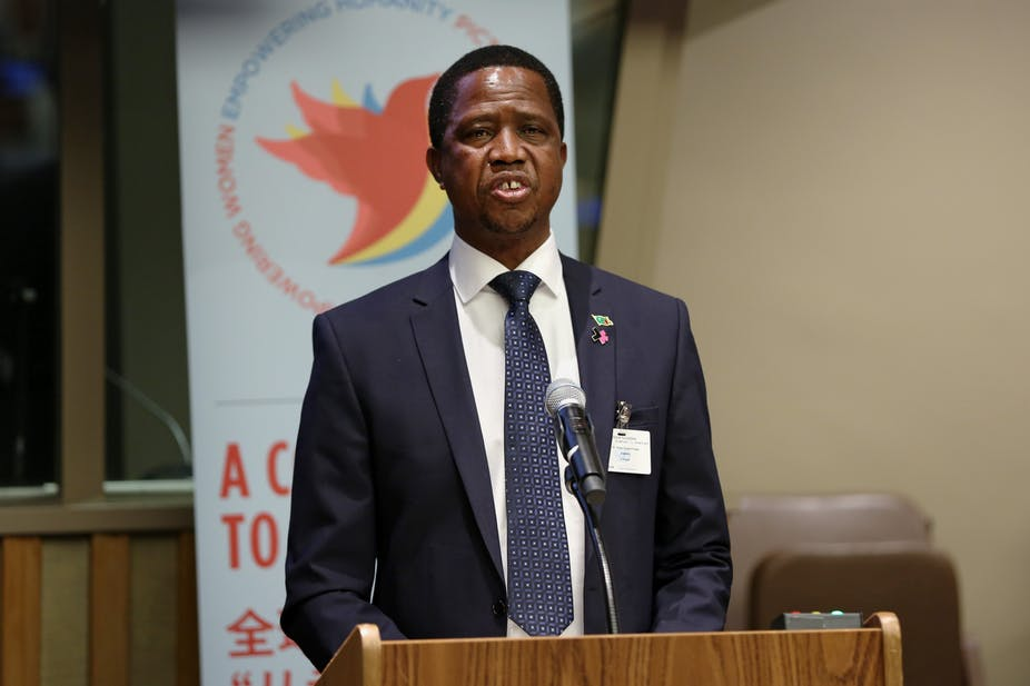 Zambia Government Offers Nigeria Help In Fight Against Insecurity