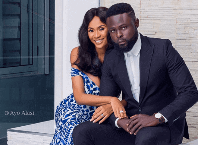 Yomi Casual Pens Down Message To Wife To Celebrate Their Wedding Anniversary