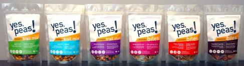 3 Yes peas