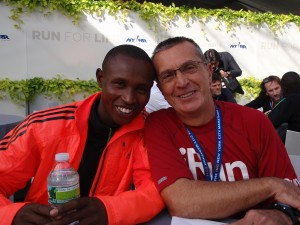 Geoffrey Mutai -NYC 2011