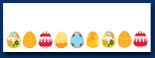 Egg Banner Template