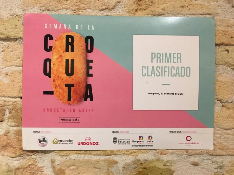 Semana de la Croqueta 2017