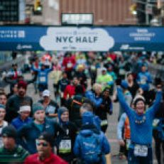 Get your guaranteed entry for the New York City Half Marathon with Run The Globe