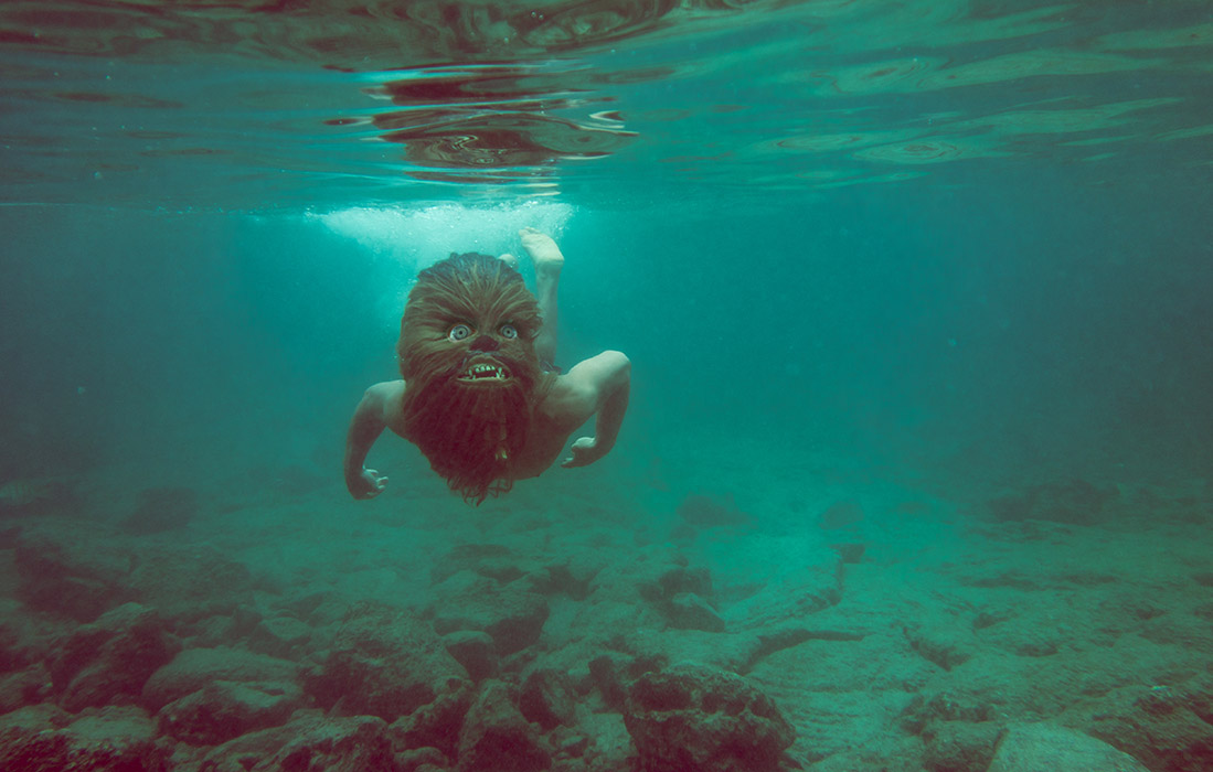 Irti Funny Picture 5899 Tags Star Wars Underwater