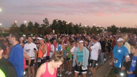Marathon Crowd