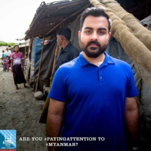 The Rohingya: Persecution Through the Eyes of a Relief Worker
