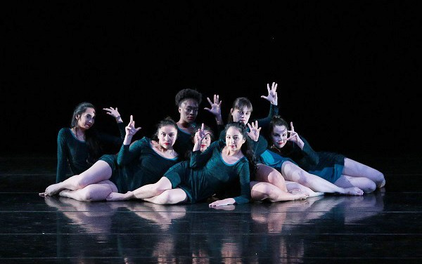 American College Dance Association Gala Concert at the Barclay