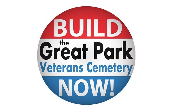 Letter from U.S. Army veteran Ed Pope:  Build the Great Park Veterans Cemetery, Now!