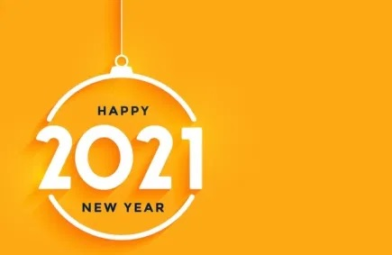 Happy New Year!  Let's Make it a Good One!