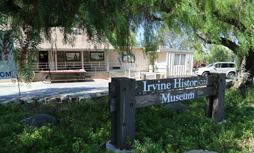 CultureCorner: Step Back in Time at Irvine Historical Museum