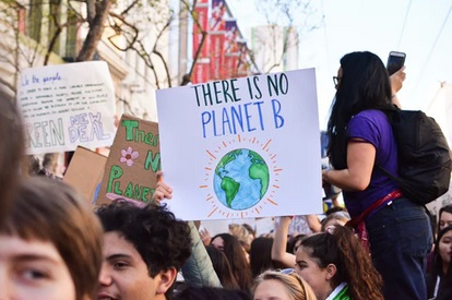 The Kids are the Grownups in the Room (when it comes to climate crisis)
