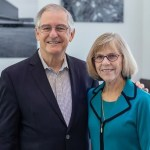 Former Irvine Mayor Larry Agran and Dr. Phyllis Agran Donate $50,000 to UCI