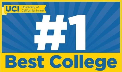 UCI is the First Public University Named #1 by Money Magazine