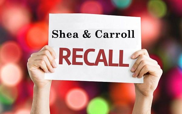 Guest Column:  Enough is Enough!  Recall Shea & Carroll!