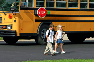 SchoolWatch:  A Proposed Solution for Irvine's School Traffic Problem
