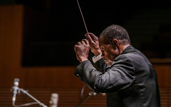 Dr. Stephen Tucker:  UCI Chair of Music & Conductor of the UCI Symphony Orchestra